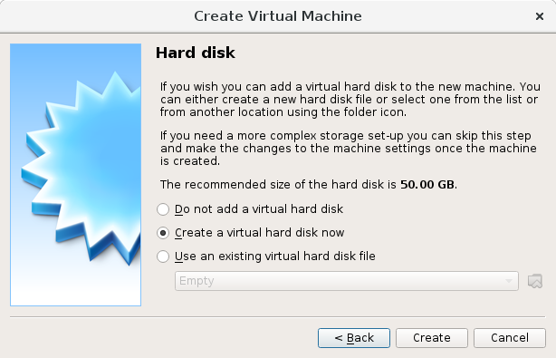 how to open iso file in oracle virtualbox