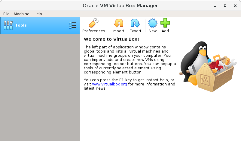 Oracle® VM VirtualBox®