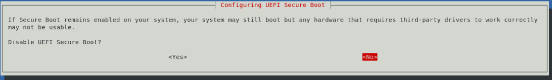 Configuring UEFI Secure Boot - print2