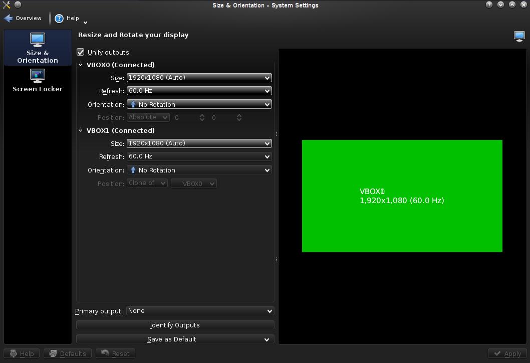 11725 (Dual Monitor Support Failure) – Oracle VM VirtualBox