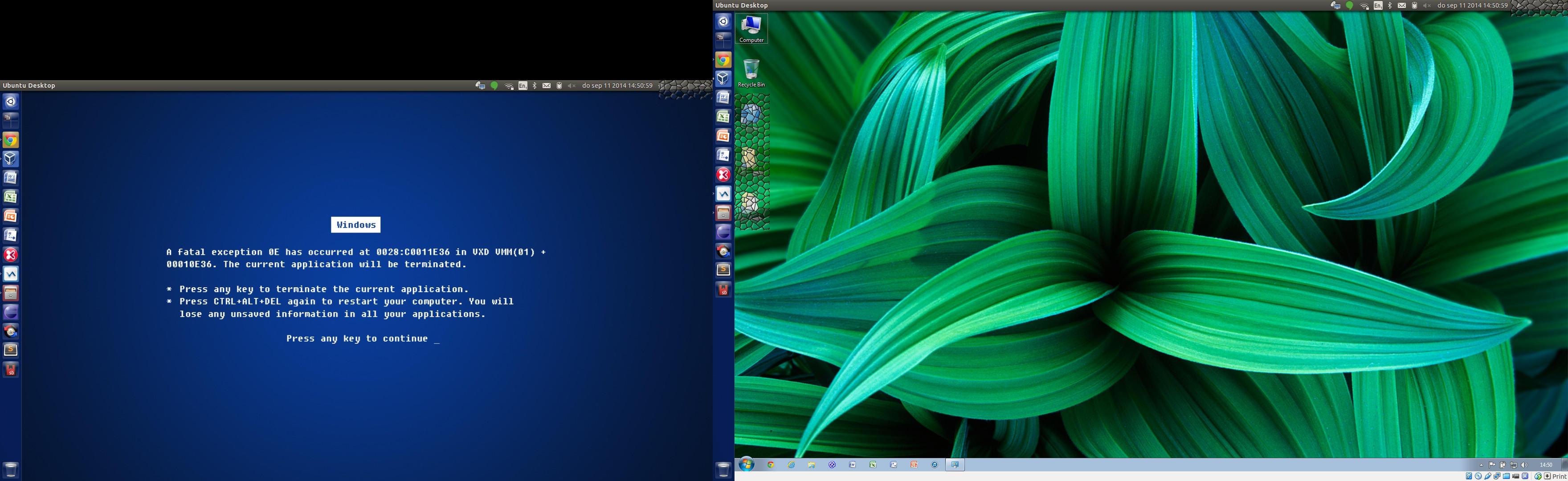 ubuntu hide launcher on second monitor