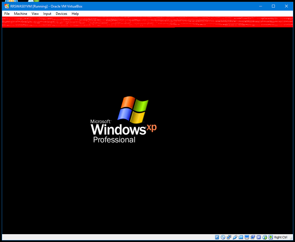16361 (Windows XP guest keeps crashing in recent releases) – Oracle