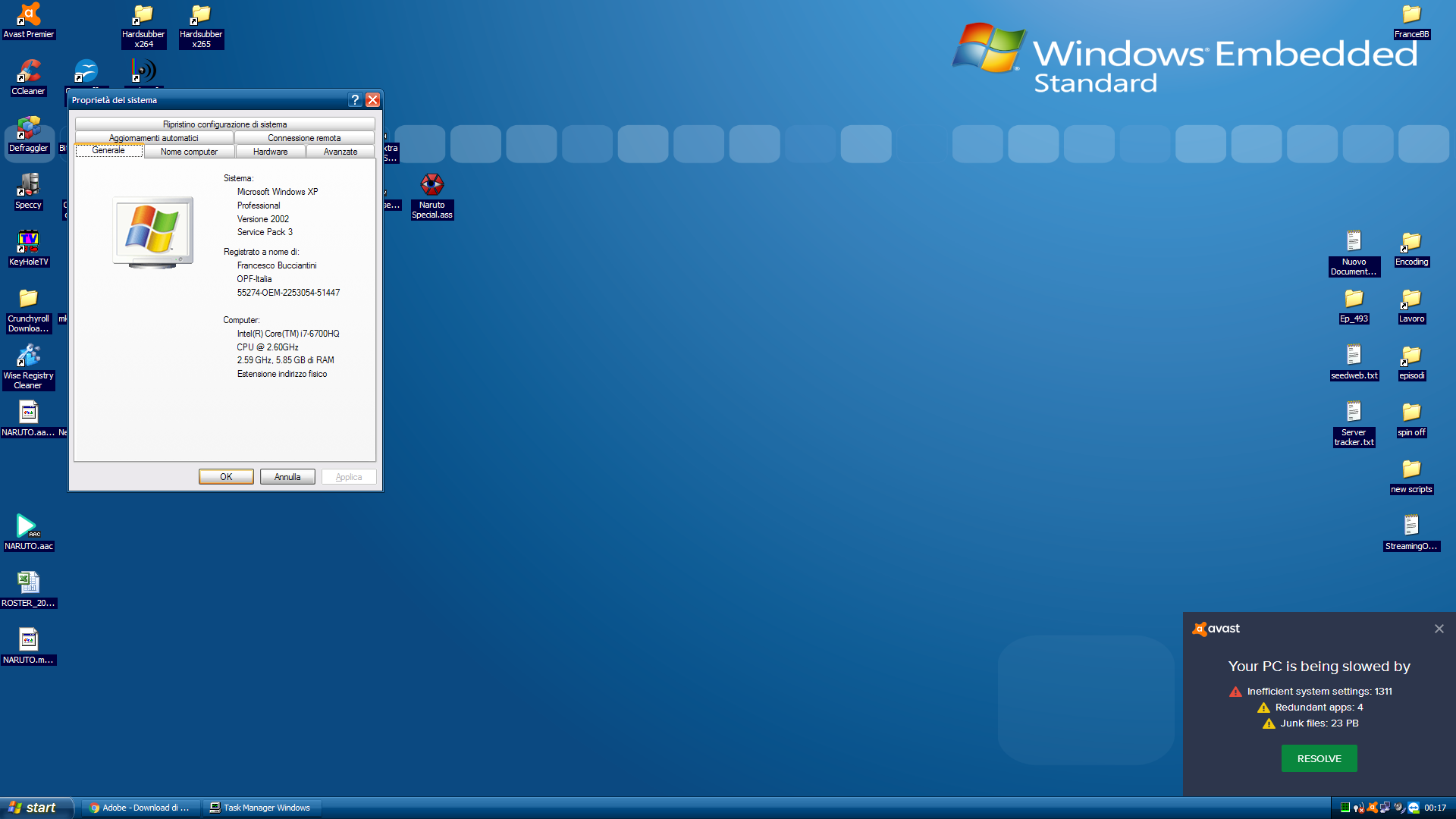 17197 (Windows XP SP3 blue screen (VBoxGuest sys)) – Oracle
