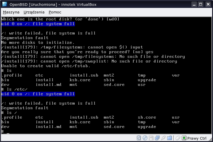 639 (OpenBSD guests    still not quite usable (VT-x/AMD-V