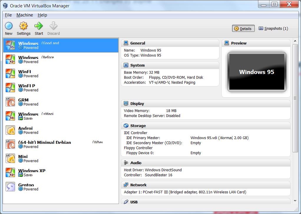 8322 (Windows version of VirtualBox should declare itself
