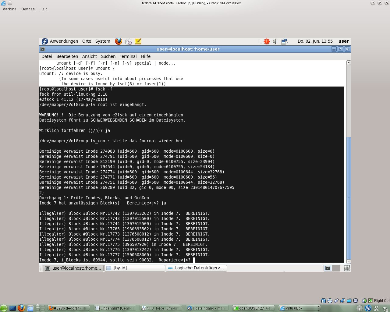 8986 (fedora14 disk failures with guest additions and pae